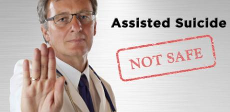 Stop assisted suicide!